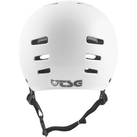 TSG Evolution Injected Color Helmet Youth injected white